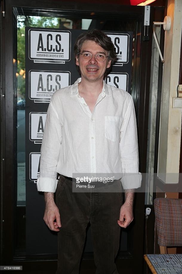 Marc Herpoux, co-créateur des Témoins.
