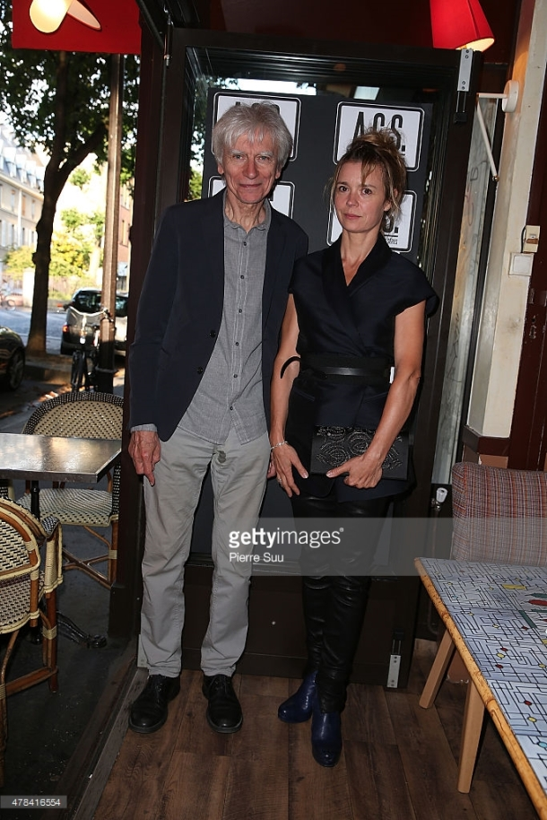 <> on June 24, 2015 in Paris, France.