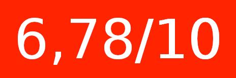 6,78 / 10